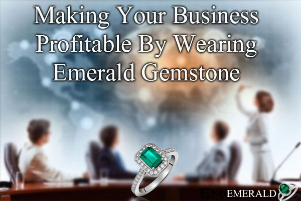 Wearing Emerald Gemstone
