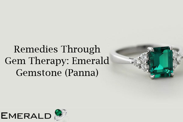 Remedies Through Gem Therapy Emerald