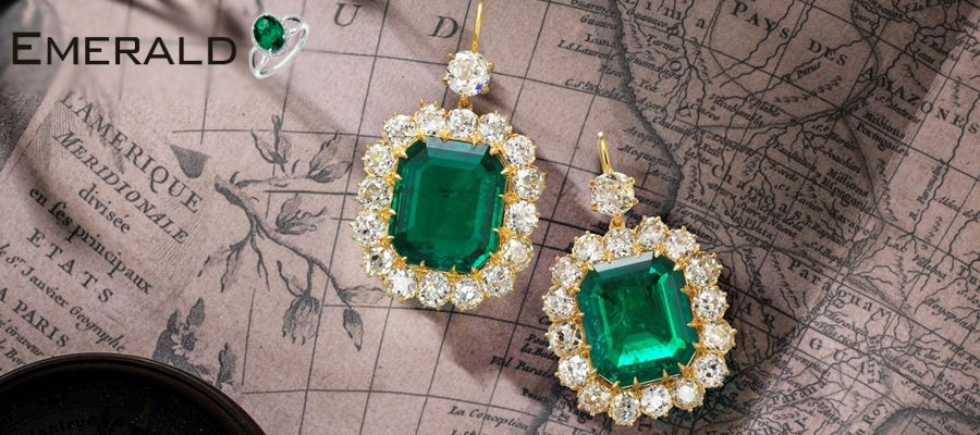 Sources Of Emerald Gemstone