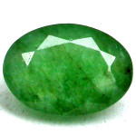 Natural Emerald Gemstone (Panna) For Sale