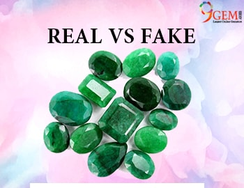 Difference Between Real Emerald And Imitation Or Fake