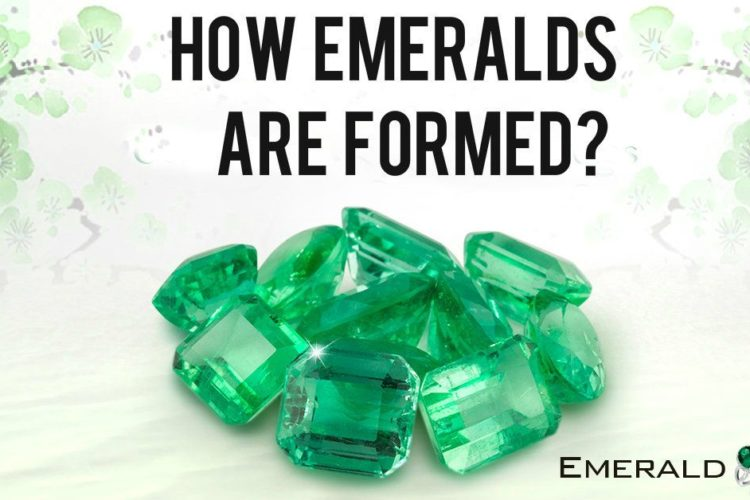 How Emeralds Are Formed
