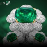 Symbolization of Emerald Gemstone