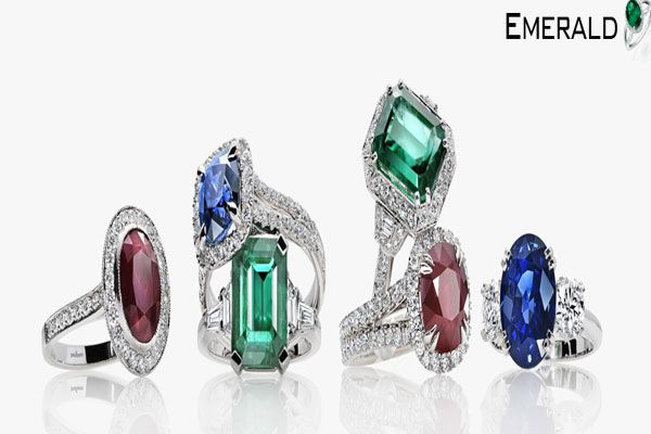 Compatible Gemstone Rings