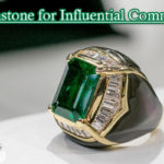 Emerald Gemstone for Influential Communication Skill