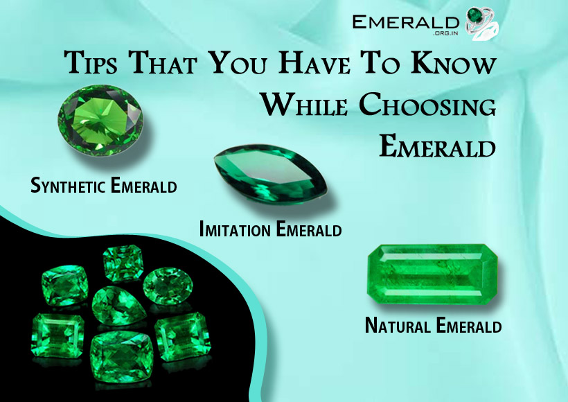 Know simple tips for Choosing Emerald