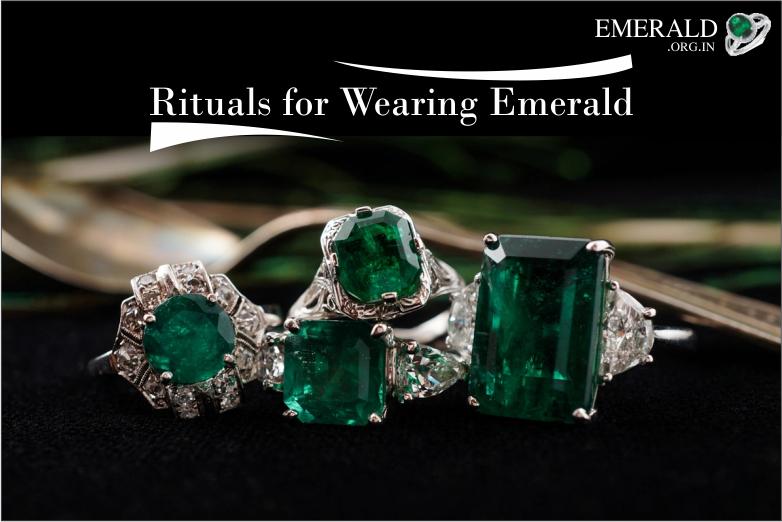 Emerald-Rituals for Wearing an Emerald (Panna) Gemstone